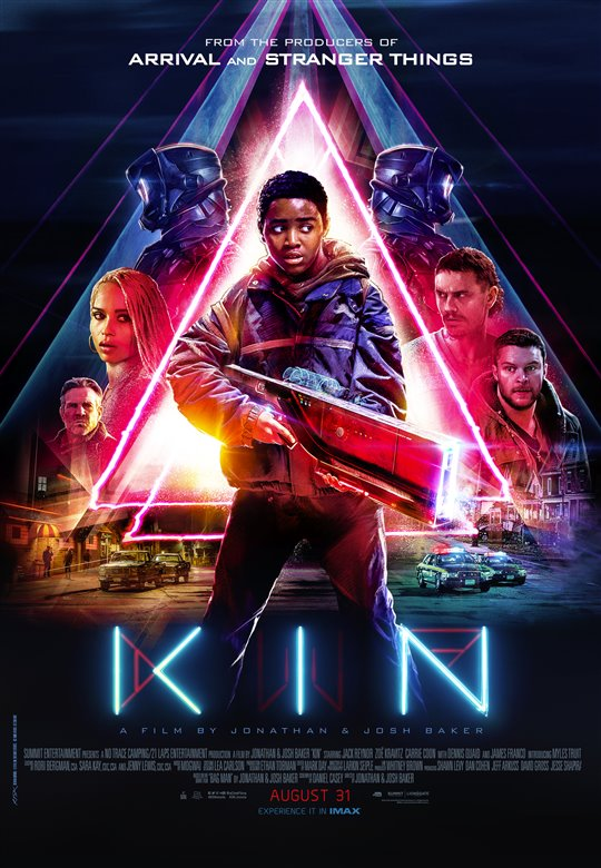Kin | On DVD | Movie Synopsis and info