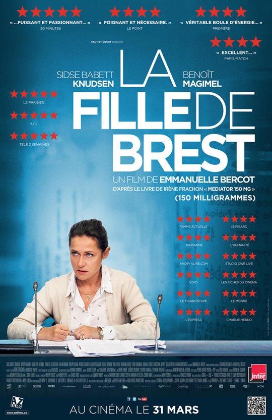 La fille de Brest Large Poster