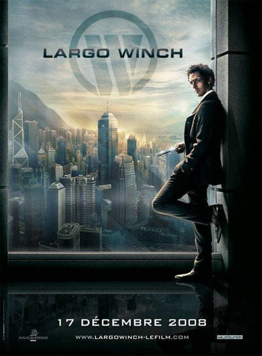 Largo Winch Large Poster