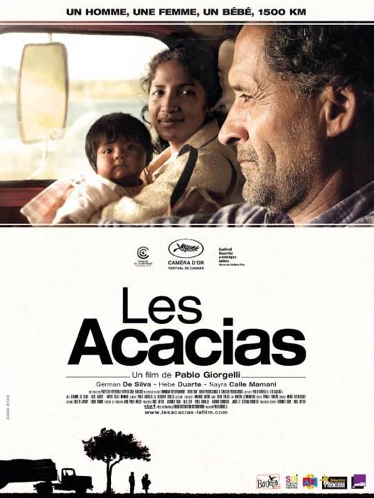 Las Acacias Large Poster