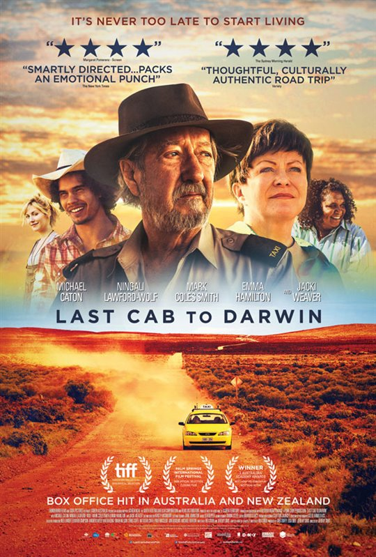 Last Cab to Darwin (v.o.a.) Large Poster