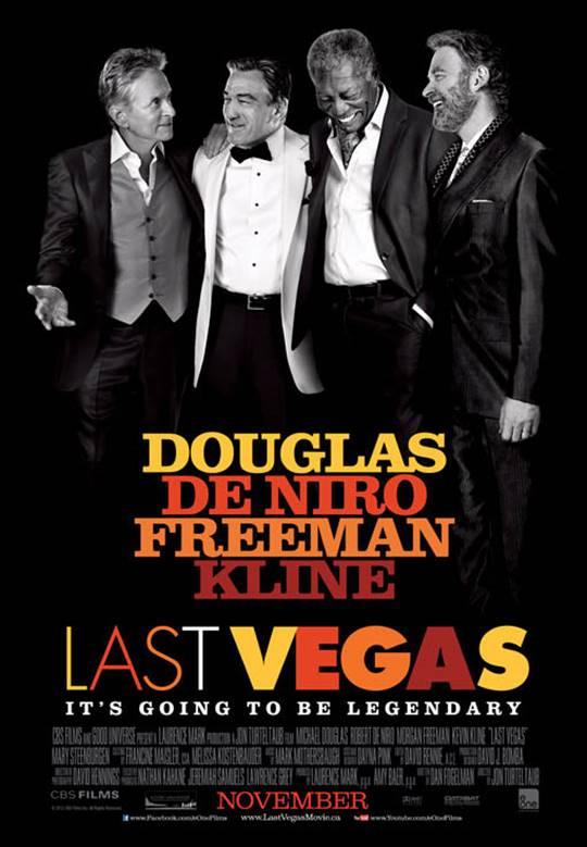 Last Vegas Large Poster