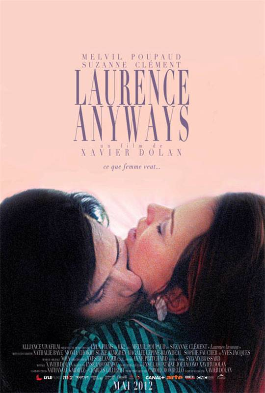 Laurence Anyways Large Poster