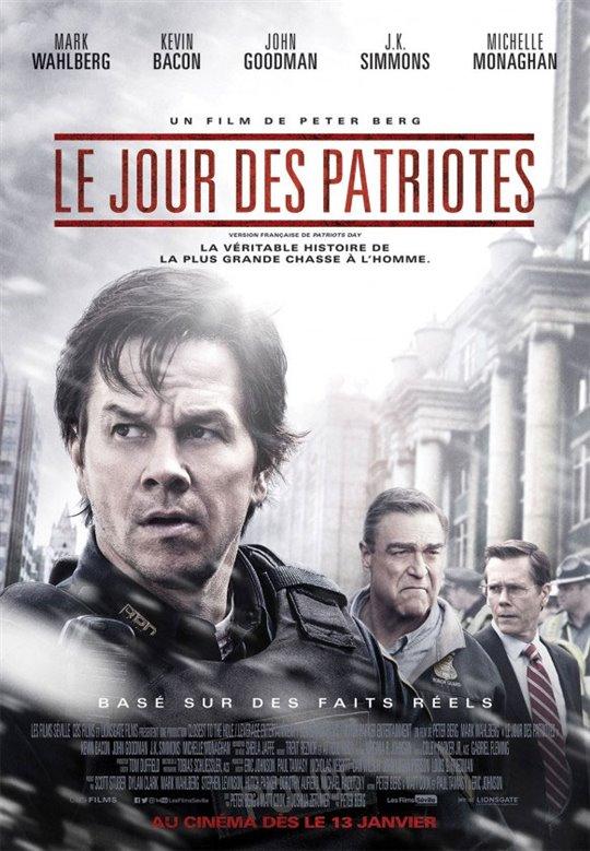 Le jour des patriotes Large Poster