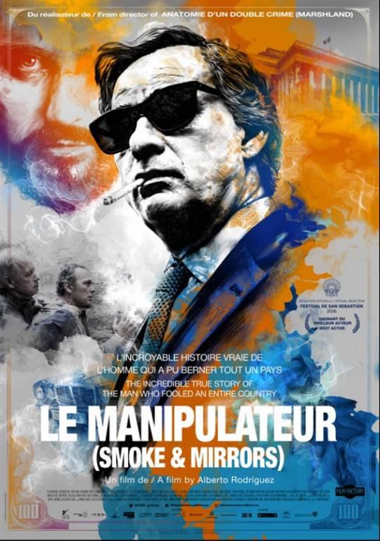 Le manipulateur (v.o.s-t.f.) Large Poster