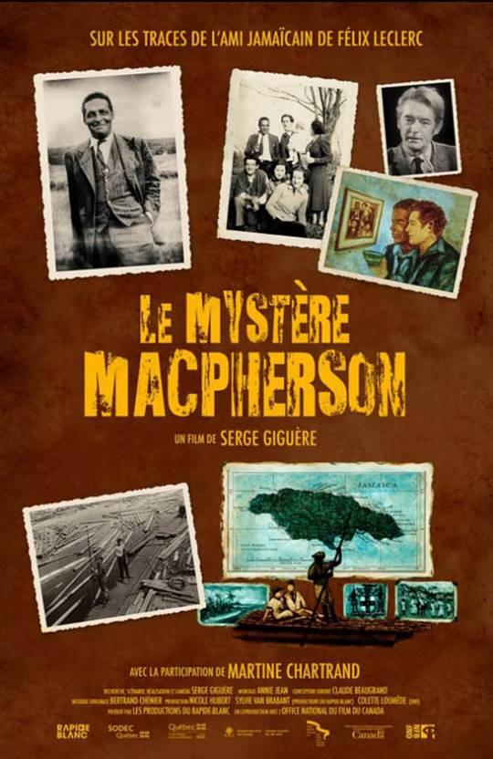 Le mystère MacPherson Large Poster