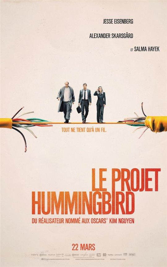 Le projet Hummingbird Large Poster