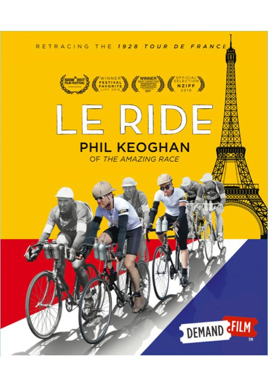 Le Ride Large Poster