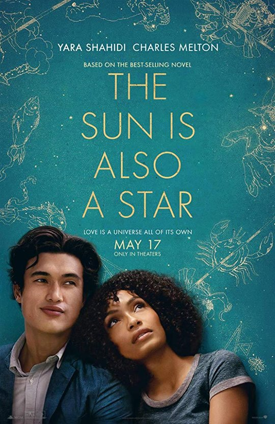 Le soleil est aussi une étoile Large Poster
