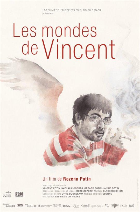 Les mondes de Vincent Large Poster