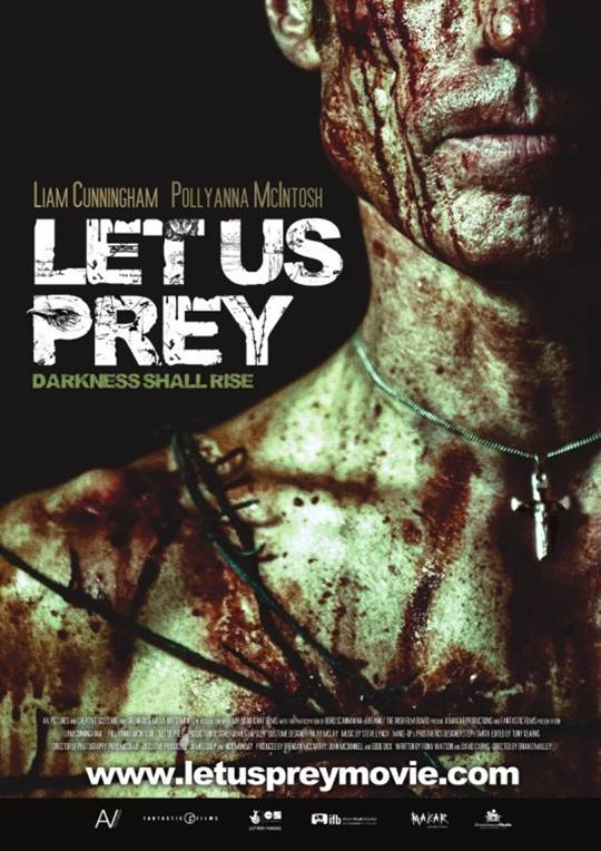 Let Us Prey Large Poster
