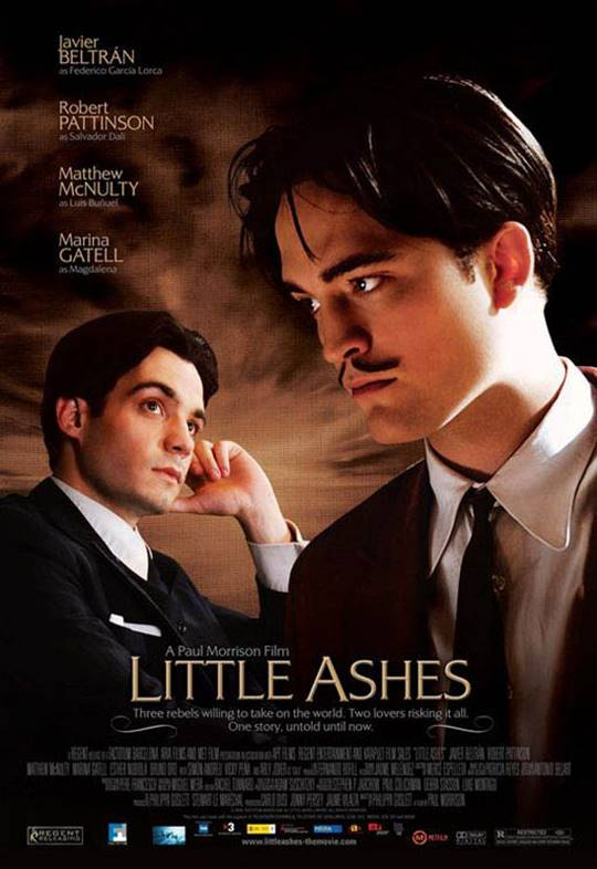 Little Ashes Large Poster