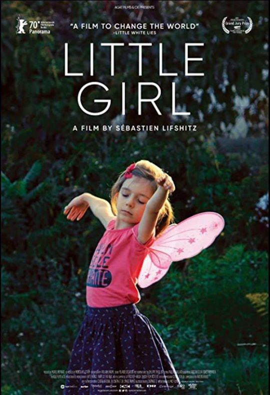 Little Girl Large Poster