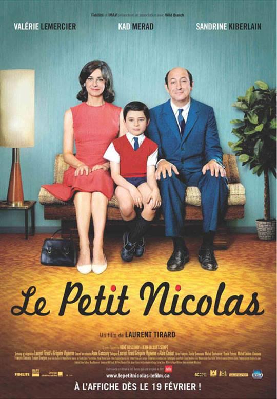 Little Nicholas Large Poster