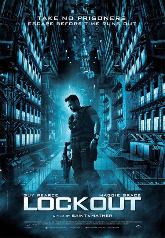 Lockout Large Poster