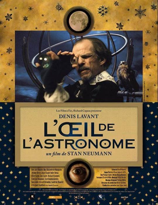 L'oeil de l'astronome Large Poster