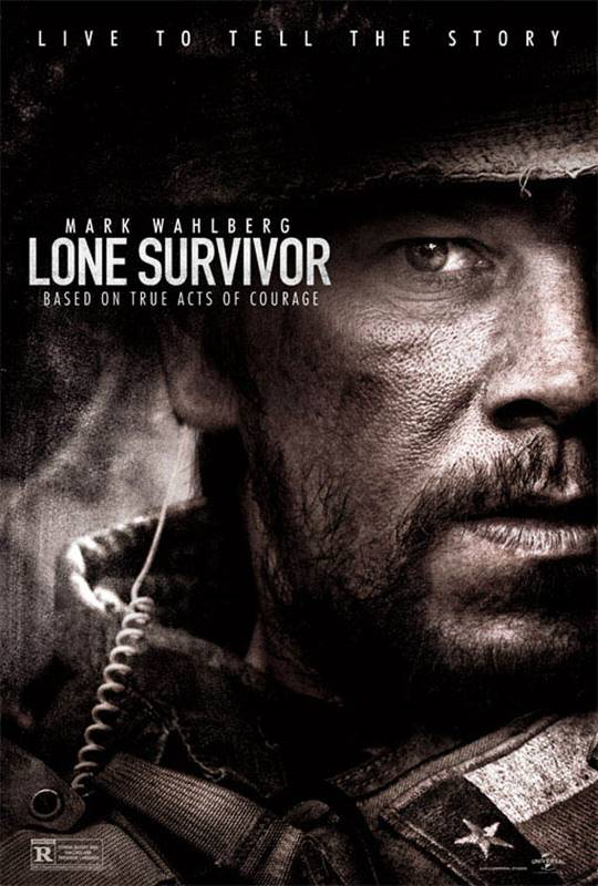 Lone Survivor Large Poster