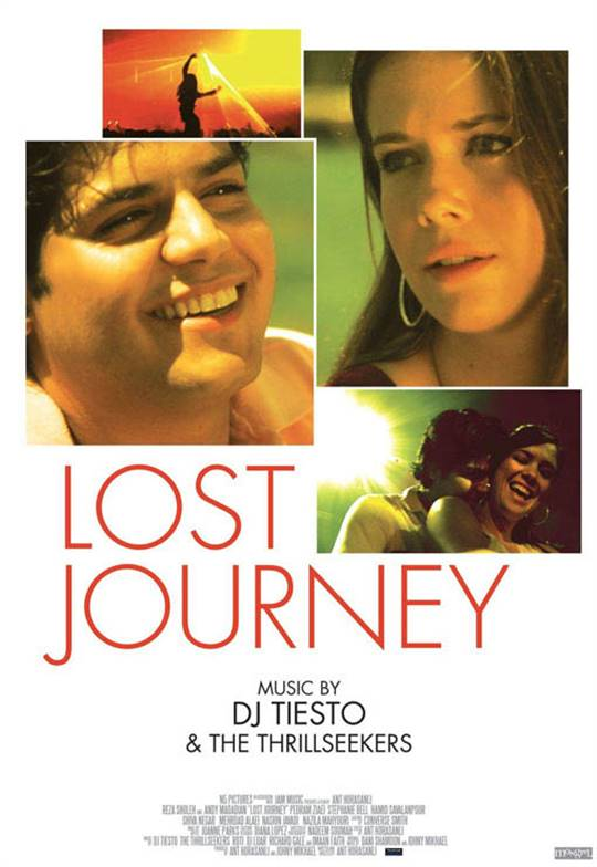 Lost Journey Large Poster