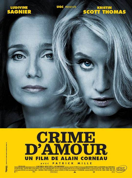 Love Crime Large Poster