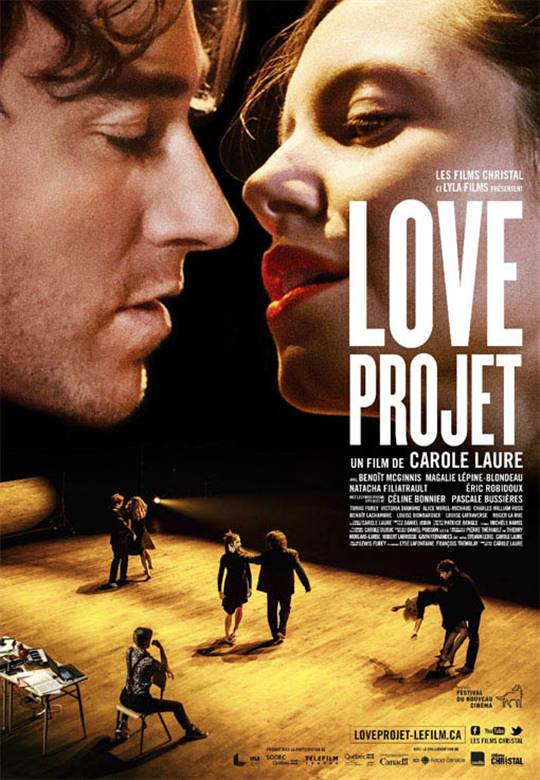 Love projet Large Poster