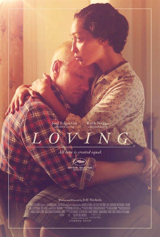 Loving Large Poster