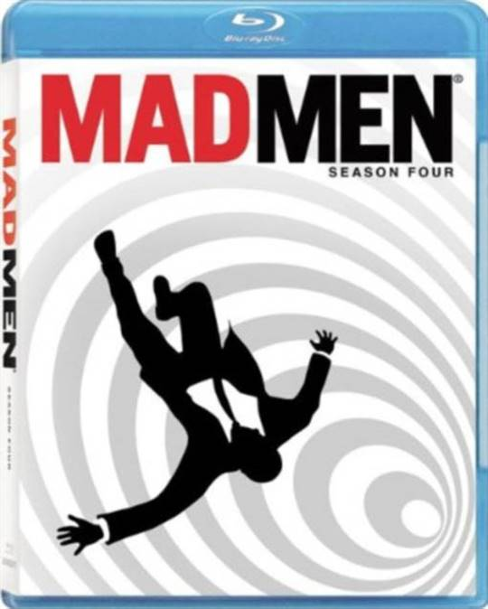 Mad Men: The Complete Fourth Season Large Poster