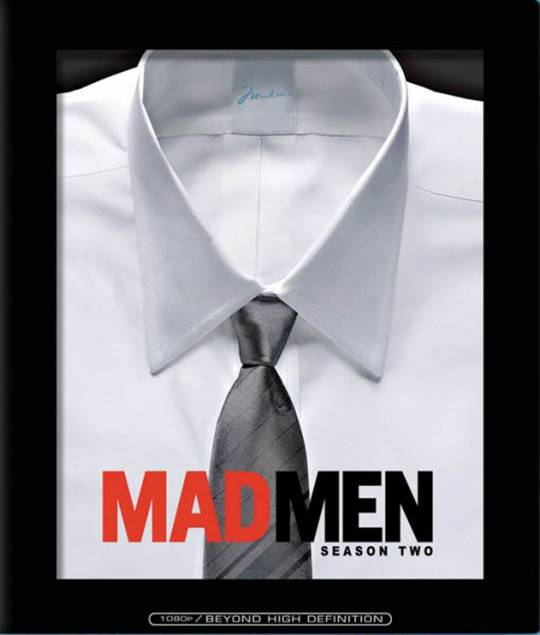 Mad Men: The Complete Second Season Large Poster