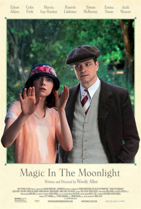 Magic in the Moonlight Large Poster