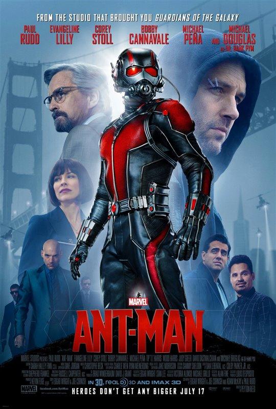 Marvel Studios 10th: Ant-Man (IMAX 3D)