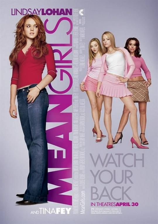 Mean Girls Large Poster