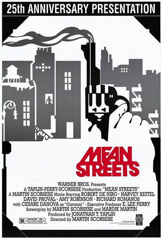 Mean Streets Large Poster