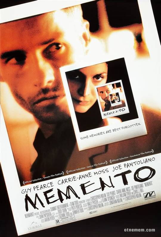 Memento Large Poster