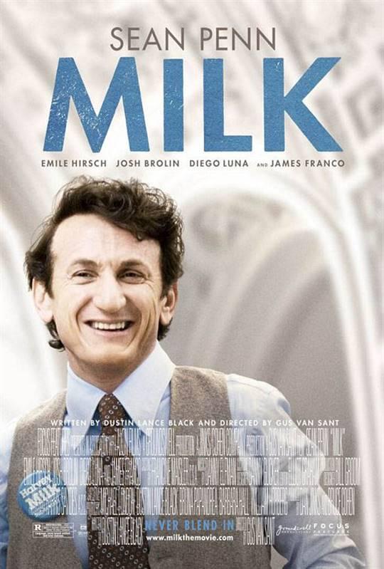 Milk (2008) Large Poster