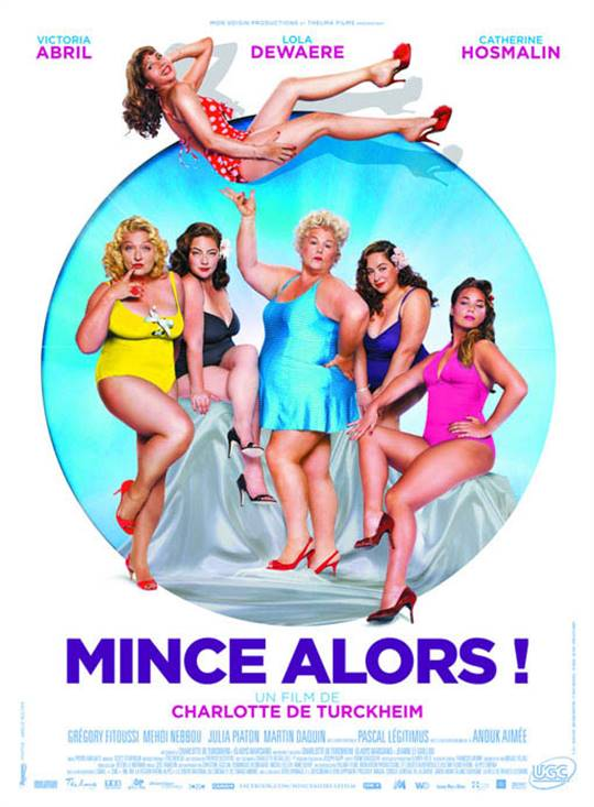 Mince alors ! Large Poster