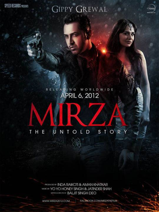 Mirza: The Untold Story Large Poster