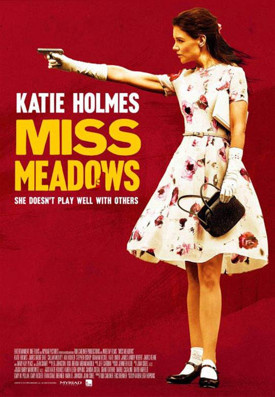 Miss Meadows Large Poster