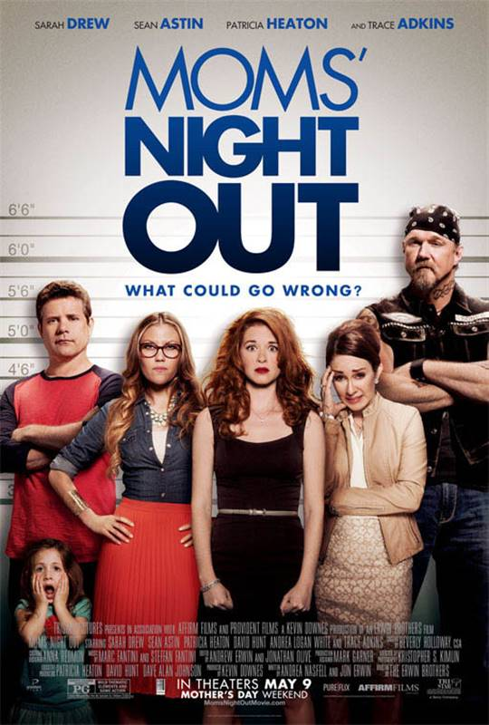 Moms' Night Out Large Poster