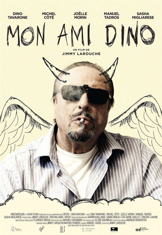 Mon ami Dino Large Poster