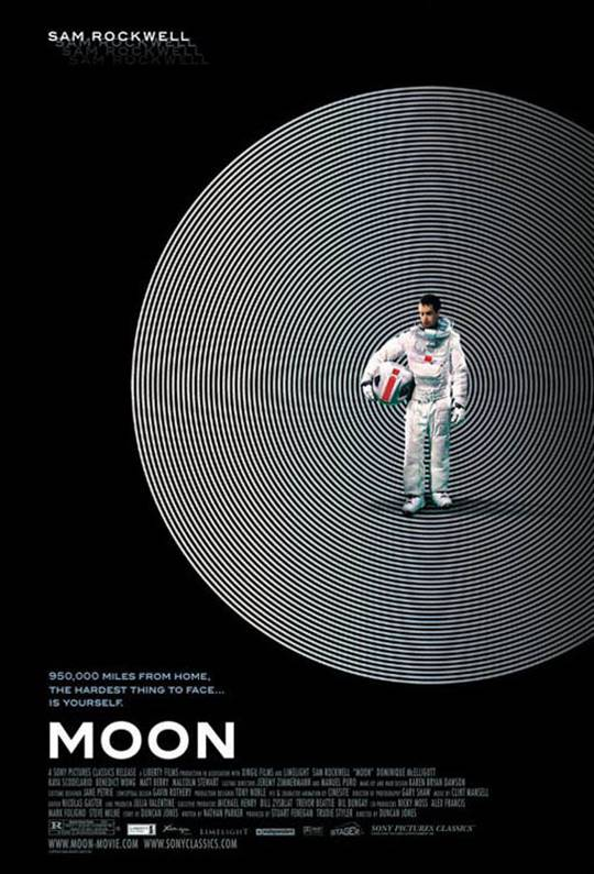 Moon Large Poster
