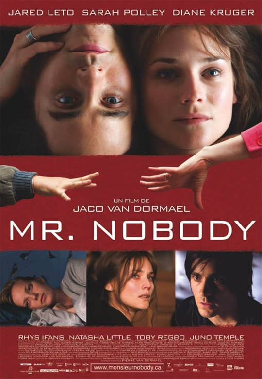 Mr. Nobody Large Poster