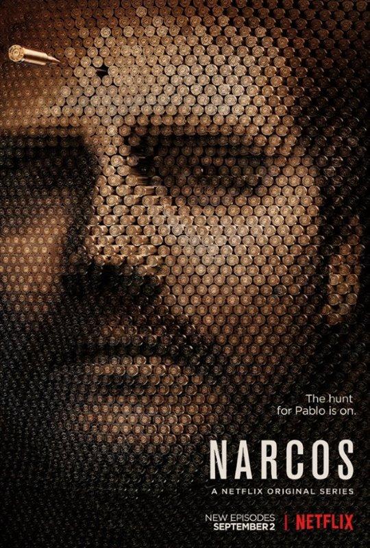 Narcos (Netflix) Large Poster