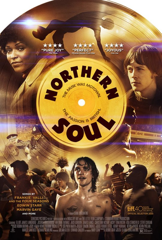 Northern Soul Large Poster