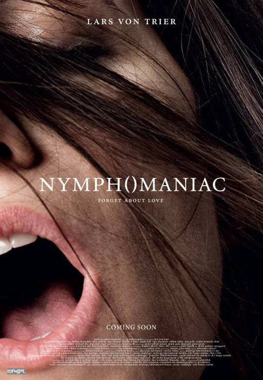 Nymphomaniac: Volumes I and II Large Poster