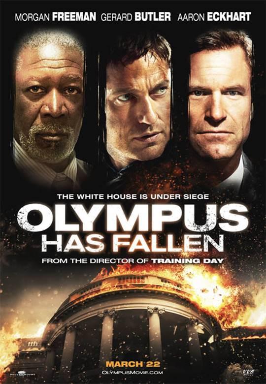Olympus Has Fallen Large Poster