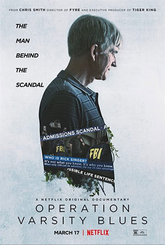 Operation Varsity Blues: The College Admissions Scandal (Netflix) Large Poster