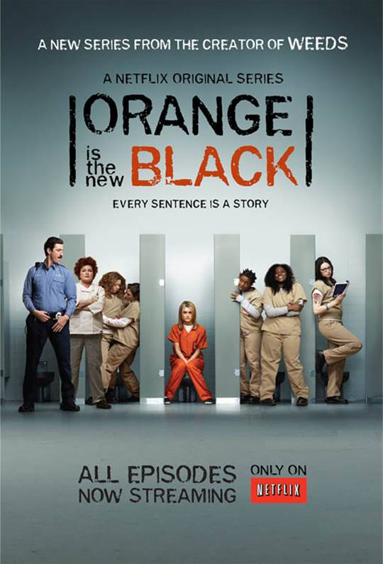Orange is the New Black: Season One Large Poster