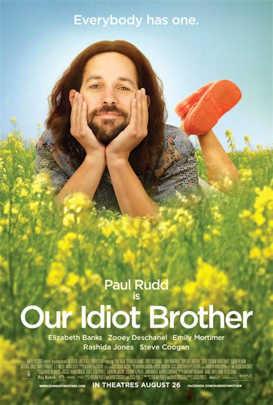 Our Idiot Brother Large Poster