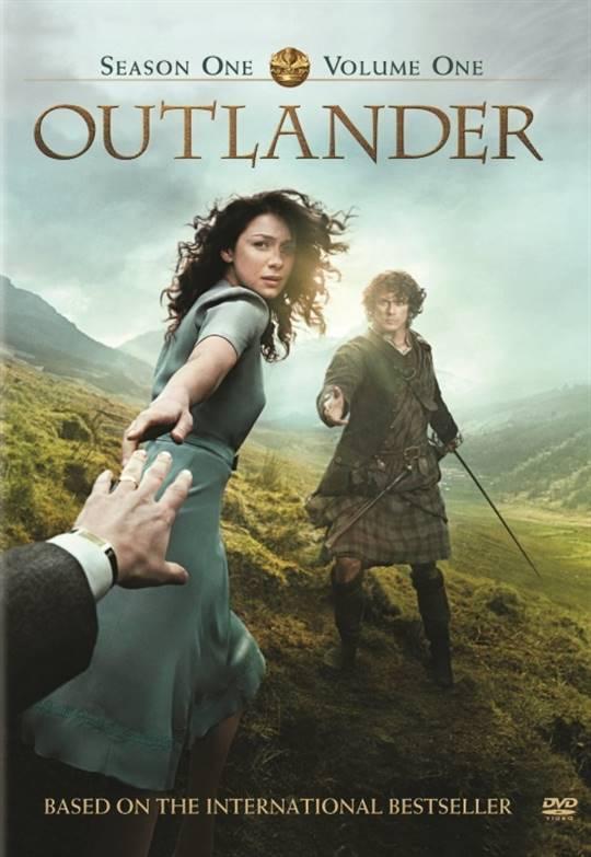 Outlander Large Poster