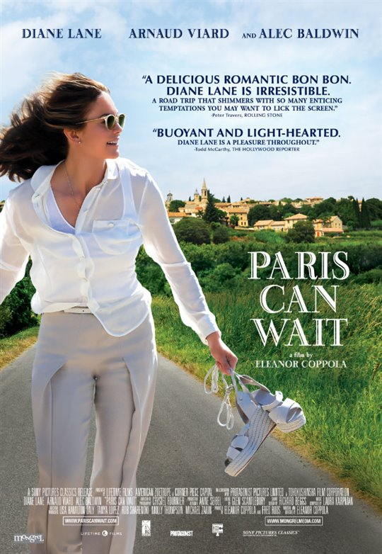 Paris Can Wait (v.o.a.) Large Poster