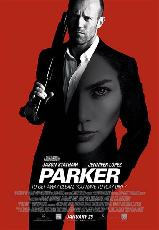 Parker Large Poster